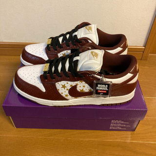 Supreme - 27cm Supreme Nike SB Dunk Low シュプリーム ナイキ