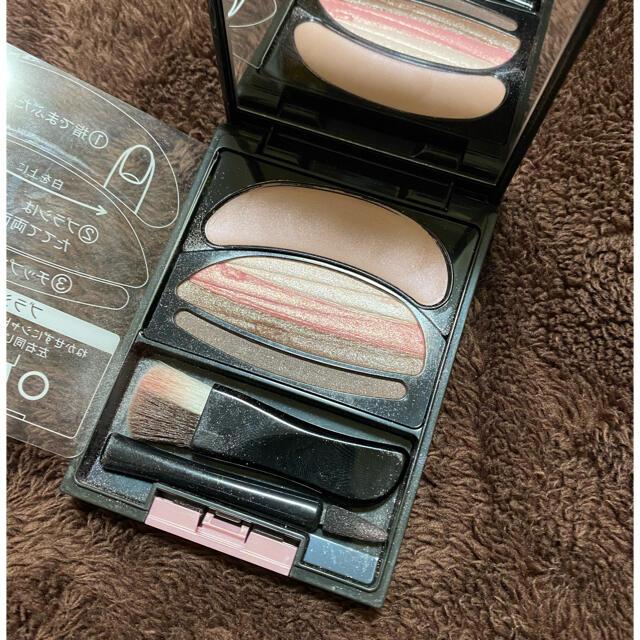 AUBE couture(オーブクチュール)のオーブ クチュール ブラシひと塗りシャドウ 562 ピンク系 コスメ/美容のベースメイク/化粧品(アイシャドウ)の商品写真