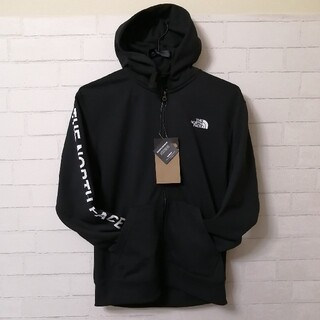 THE NORTH FACE - 【新品】THE NORTH FACE SWEAT FZ HOODIE L 黒