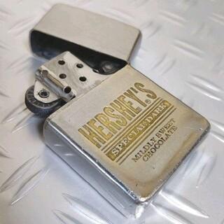 ジッポー(ZIPPO)のZIPPO HERSHEY'S [レフティ]左利き用 1968年製 激レア‼️(タバコグッズ)