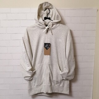 THE NORTH FACE - 【新品】THE NORTH FACE SWEAT FZ HOODIE XL 白系