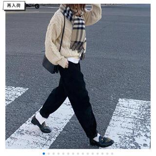 アクネ(ACNE)のok.soon♡ケーブルニット(ニット/セーター)