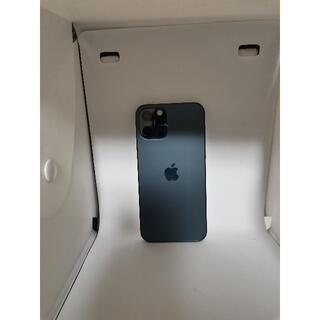 Apple - 新品未使用 iphone12 pro ブルー 128GB