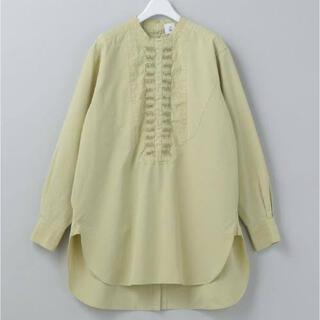BEAUTY&YOUTH UNITED ARROWS - <6(ROKU)>PIN TUCK SHIRT/シャツ