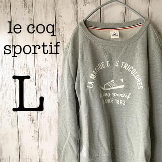 le coq sportif - 【ルコック×スウェット】古着 メンズ トップス スウェット