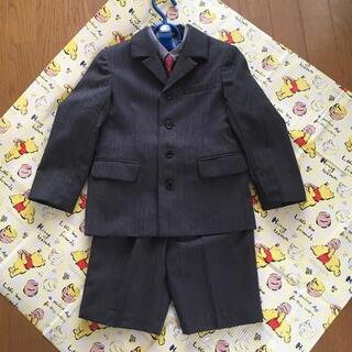 ニッセン(ニッセン)の男の子 スーツ 120 おまけ付き(ドレス/フォーマル)