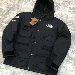 THE NORTH FACE - 【M】20SS Supreme The North Face Cargo Jac