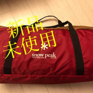 Snow Peak - スノーピーク アメニティドーム M 新品未使用 箱なし