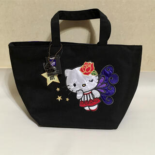ANNA SUI - ANNA SUI ハローキティ コラボ ランチバッグ トートバッグ 新品タグ付き