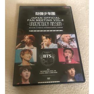 防弾少年団(BTS) - BTS UNDERCOVER MISSION DVD