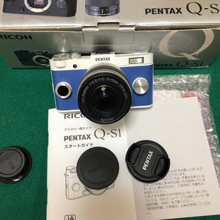 PENTAX - PENTAX ペンタックス Q-S1 ズームレンズキット