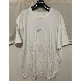 ダブルタップス(W)taps)のWtaps バックロゴプリント Tシャツ その1(Tシャツ/カットソー(半袖/袖なし))