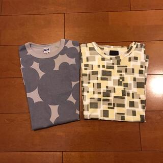 タケオキクチ(TAKEO KIKUCHI)のアバハウス タケオキクチ 2枚まとめ売り 美品❗️(シャツ)