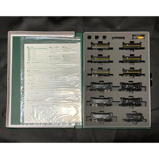 カトー(KATO`)のKATO 10-1158 Nゲージ 伯備線石灰輸送貨物列車セット(鉄道模型)