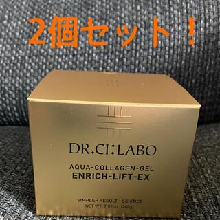 ドクターシーラボ(Dr.Ci Labo)のアクアコラーゲンゲル  エンリッチリフトEX 200g✖️2個‼︎(オールインワン化粧品)