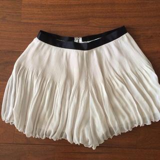 マーキュリーデュオ(MERCURYDUO)のマーキュリーデュオ☆新品未使用プリーツスカート風パンツ(ミニスカート)