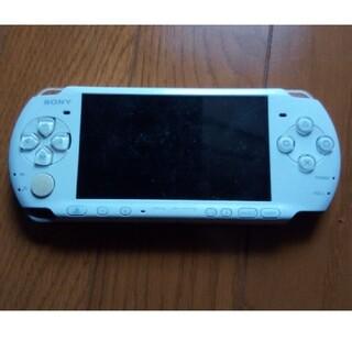 ソニー(SONY)のPSP プレイステーションポータブル本体(携帯用ゲームソフト)