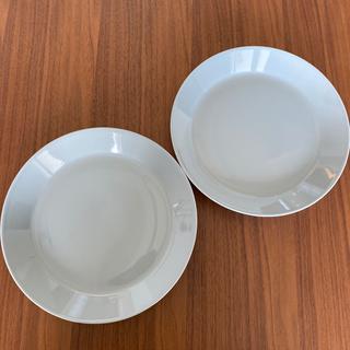 イッタラ(iittala)のイッタラ  プレート  ティーマ 21cm パールグレー(食器)