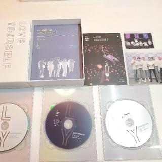 防弾少年団(BTS) - BTS LOVE YOURSELF SEOUL ソウル Blu-ray