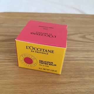 ロクシタン(L'OCCITANE)の新品未開封 ロクシタンリップパーム(リップケア/リップクリーム)