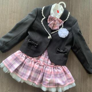 ニシマツヤ(西松屋)の110cm フォーマル 卒園式 入学式 入園式(ドレス/フォーマル)