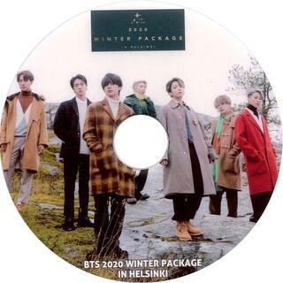 BTS 防弾少年団【 2020 WINTER Package 】