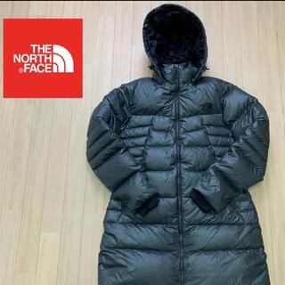 THE NORTH FACE - ノースフェイス フーディロングダウンジャケット
