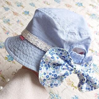 ミキハウス(mikihouse)のmiki house ミキハウス 帽子 48-50 ミキハウス(帽子)
