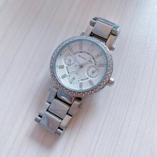 Michael Kors - マイケルコース 腕時計 シルバー