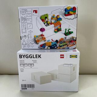 イケア(IKEA)のIKEA LEGO BYGGLEK(積み木/ブロック)