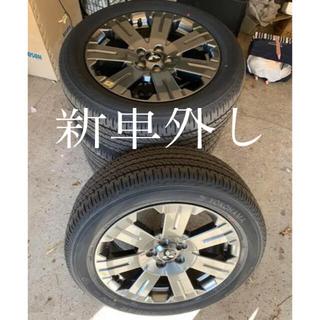 三菱 - デリカd5   ジャスパー ホイール タイヤ  最終値下げ