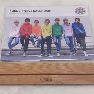 7ORDER カレンダー