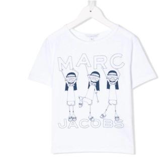 マークジェイコブス(MARC JACOBS)のMARC JACOBS KIDS ロゴ Tシャツ 4Y(Tシャツ/カットソー)