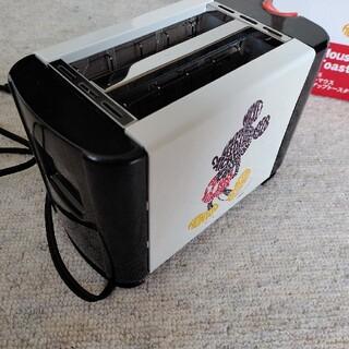 ミッキーマウスポップアップトースター(調理機器)