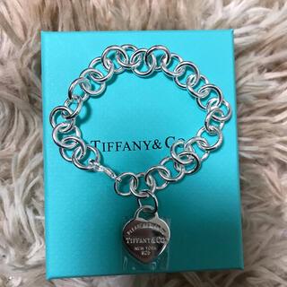 Tiffany & Co. - TIFFANY リターン トゥ ブレスレット ブレスレット TIFFANY&Co