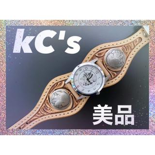 ケイシイズ(KC,s)の【美品】KC's腕時計☆(腕時計(アナログ))