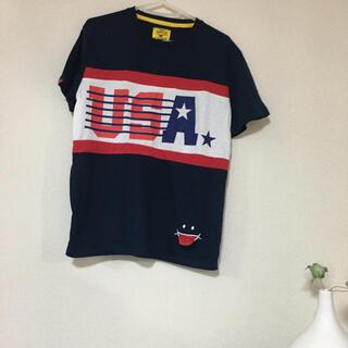 アップスタート(UPSTART)のu.s.a 半袖シャツ アップスタート(Tシャツ/カットソー(半袖/袖なし))