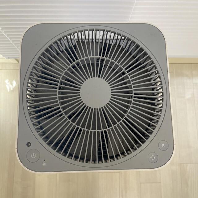 BALMUDA(バルミューダ)のバルミューダデザイン EJT-1100SD-WG 空気清浄機 スマホ/家電/カメラの生活家電(空気清浄器)の商品写真