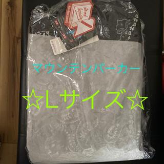 ミハラヤスヒロ(MIHARAYASUHIRO)の新品未開封タグ付き!gu×ミハラヤスヒロ☆マウンテンパーカー☆Lサイズ!(マウンテンパーカー)