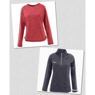 (専用)Frost 1/2ジップTシャツ PSA82LS60 2ヶセット(ウエア)