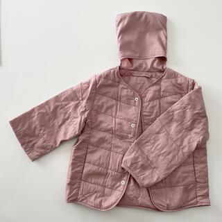 ユニクロ(UNIQLO)のユニクロ 女の子 ジャンパー 100(ジャケット/上着)