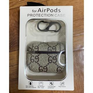 airpodsproケース  エアーポッズプロケース(ヘッドフォン/イヤフォン)