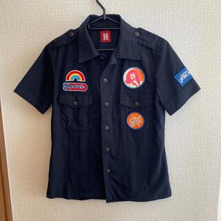ヒステリックグラマー(HYSTERIC GLAMOUR)のヒステリックグラマー  オープンシャツ(シャツ/ブラウス(半袖/袖なし))
