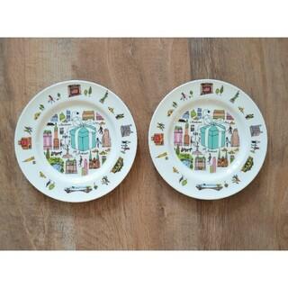 Tiffany & Co. - 未使用品 ティファニー 食器 皿 プレート 2枚セット