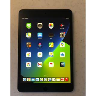 iPad - iPad mini5 64GB セルラー SpaceGray