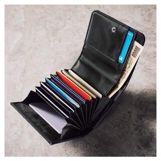 エストネーション(ESTNATION)のエストネーション モノマックス蛇腹式ミニ財布(折り財布)