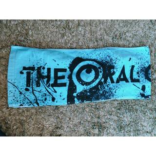 THE ORAL CIGARETTES マフラータオル(ミュージシャン)