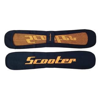 スクーター(Scooter)のSCOOTER スクーター【KNIT COVER】 黒 ML ソールカバー(アクセサリー)