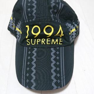 Supreme - supreme スタジアム 1994 ロングビルキャップ 黒
