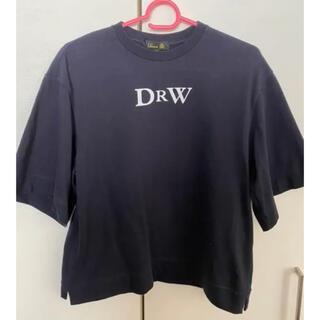 Drawer - drawer ドゥロワー エンブレムTシャツ